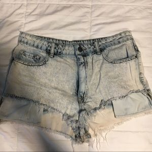 BDG | urban outfitters • cheeky high rise shorts